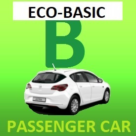 Driving training, more lessons - ECO-BASIC+