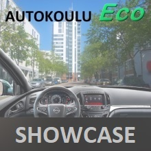 Autokoulu Eco -driving school